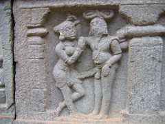Hosagunda Temple Sculptures Photos Set-1-Erotic sculptures (6)