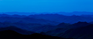 Blue Ridge Mountains