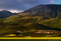 Garden of Eden (Francesco Bianchi) Tags: castellucciodinorcia lightsandshadows mountains colors fioritura monti sibillini