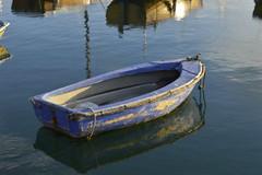 Rowing Boat Lyme Regis (martinbrook) Tags: lymeregis dorset rowingboat