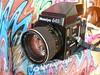 Mamiya 645 Super (Todron) Tags: filmcamera film cameraporn mamiya 645 mamiya645 80mmf19