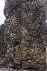 Wall of Kaole mosque (Leif Hinrichsen) Tags: tanzania tansania africa afrika history ruins ruinen islam kaole mosque tomb moschee heritage minarett shirazi shiraziera