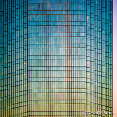 Minneapolis Skyscrapers at Sunset (David M Strom -- On and Off) Tags: lines pattern skyscraper sunset abstract shapes minneapolis reflections architecture davidstrom colors olympusomdem5 minimal idscenter