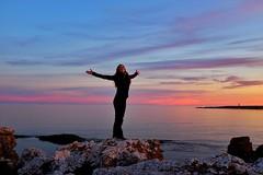 Attackfoto Gotland 2016 (pellesten) Tags: sky purple lila gotland sunset fotosondag gillalila fs160925
