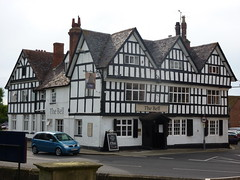 The Bell Hotel, Tewkesbury (Beth M527) Tags: england gloucestershire halftimbered 2012 tewkesbury