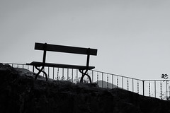 Bench in the sky