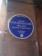 Milsom Street, Bath, 1547 (JacobvonHogflume) Tags: uk travel england bath time von 1547 hoglfume