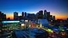 Day 234/366 : Sunset over Shinjuku (hidesax) Tags: street light sunset urban station japan skyline skyscraper tokyo nikon shinjuku neon raw cityscape dusk jr nikkor hdr 5xp nikkor1424mmf28ged hidesax d800e nikond800e day234366sunsetovershinjuku