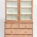 62. Antique Painted Pine Bookcase