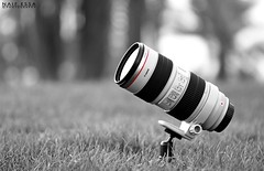 My Lens : Canon EF 70-200mm f/2.8 (L) IS