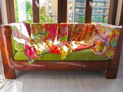 IMG_5681 (JULUNGGUL SILK & WOOL) Tags: color foulard seda chal fular
