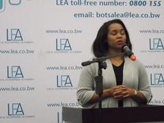 LEA Meeting (YAH Program) Tags: program botswana yah keno