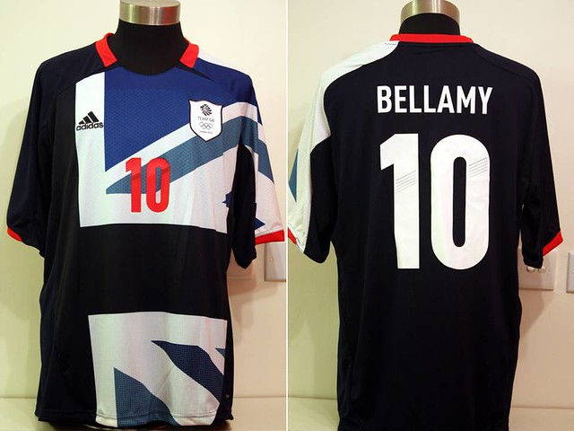 National.2012 Olympic Games.Team GB.1st.10.Craig Bellamy