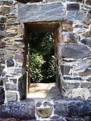brick-door (natashakgrant) Tags: old brick tower mill window switch waterfall rust sink pipe toilet off coal mirrow