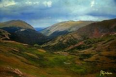 ~ Colorado Trail Ridge Rd. ~ (stephgum32807) Tags: texture colorado fallfoliage explore rockymountainnationalpark trailridgeroad thegalaxy picmonkey