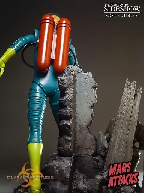 火星人來了!Mars Attacks傑作推薦!
