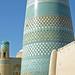 El minaret inacabat: Kalta Minor, Khiva