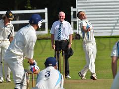 Oulton v Hopton Mills 08/09/12 (Steve Barowik) Tags: club ball yorkshire bat cricket council pitch whites mills stumps hopton oulton ycl ls26 d7000 nikon80400mmf4556dafvr barowik stevebarowik sbofls26 abbrickwork