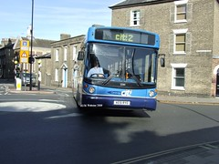 Stagecoach Cambridge 22314 (AE51 RYO) (M. Webster) Tags: cambridge bus alexander 22314 alx200 man18220 stagecoachcambridge ae51ryo