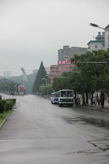 Sungri Street (Laika ac) Tags: northkorea pyongyang dprk chollima