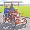 Quadracycle 01 (Liverpool Parks and Greenspaces) Tags: park liverpool 2012 otterspool quadracycle