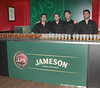 Jameson Launch Party for the Hot Press Yearbook 2012 at The Workman's Club,Dublin Picture Brian McEvoy