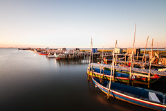 waiting for the blue hour... (MB*photo) Tags: portugal barcos porto nd setubal soir pesca carrasqueira riosado pche comporta wwwifmbch palifitico