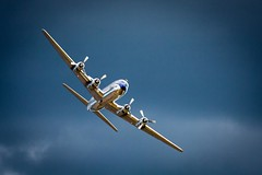 DC 6 Flying Bulls at ILA Berlin Air Show 2012 (Lens Daemmi) Tags: show red 6 berlin germany flying dc aircraft air bull bulls tito ila flugzeug 2012 flickraward