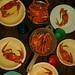 Prato da noite: caranguejo ao bafo