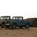Deserto também é terra de Land Rover