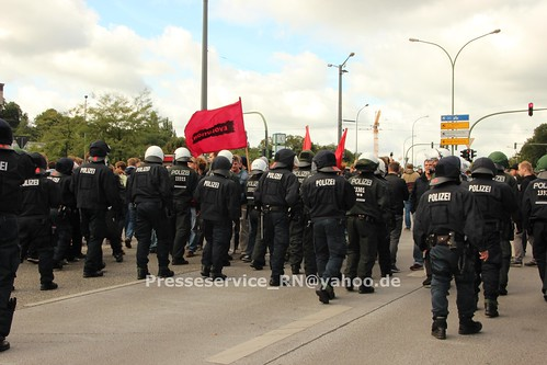 2012.09.15 Potsdam 1 Proteste gegen NPD 0009