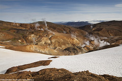 Kerlingarfjll, central highlands of Iceland (skarpi - www.skarpi.is) Tags: travel blue sky snow ice sunrise island iceland highlands rocks warm hiking steam traveling hotspring geothermal sland hotsprings gufa hveravellir kjlur hver kerlingarfjll feralg fjll geothermalactivity kjalvegur hverir hlendi hlendi hveradalir kerlingarfjoll hverasvi quotcentral skarpi jarhiti icelandquot jarvarmi highlandsquot mihlendi quottraveling quotskarphinn rinssonquot