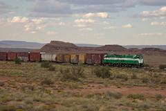 Heading Home (Trainboy03) Tags: arizona apache railway az 98 apa holbrook
