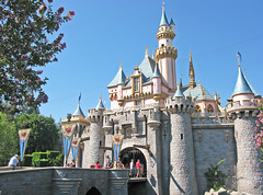Sleeping Beauty Castle (Sir Nadroj) Tags: california street sleeping house castle beauty opera disneyland main disney anaheim