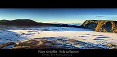 Plaine des Sables sous le givre (Frog 974) Tags: panorama canon horizon route ciel 5d neige paysage falaise froid hdr glace givre remparts volcan pitondelafournaise plainedessables enclos ledelarunion 5dmarkii
