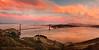 Wonderland (Andrew Louie Photography) Tags: california bridge autumn summer sun fall love set clouds canon golden bay gate san francisco peace hawk space marin hill joy september burn twinpeaks shuttle area headlands alcatraz 2012 endeavor