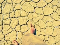 the 2002 las vegas sunburn incident (pablo_martin) Tags: las vegas 2002 usa sun death desert sony dry cybershot basin valley sunburn badwater