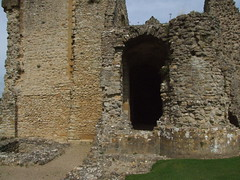 """Sherborne Old Castle • <a style=""""font-size:0.8em;"""" href=""""http://www.flickr.com/photos/81195048@N05/8017445140/"""" target=""""_blank"""">View on Flickr</a>"""