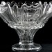 230. Large Heisey 2pc Punch Bowl