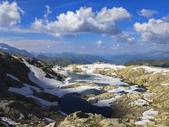 Lacs Noirs before the storm !... (Claude Jenkins) Tags: france hautesavoie aiguillesrouges chamonix montblanc lac lake olympus em1
