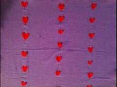 Toalha de mesa feita por Renata GAM*. (Atelier Renata GAM) Tags: toalhas de mesas ecomapliques