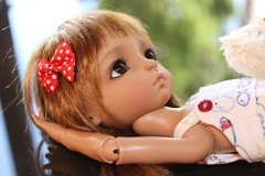 Just chilling.... (dambuster01) Tags: soom angelregion neo modigli 30 yosd tiny tinies resin jointed bjd