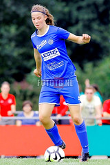 SPORTS: PSV WOMEN v KRC GENK WOMEN | LUC NILIS CUP in ZONHOVEN, Belgium. Photo by Thomas BAKKER FotoTB.nl 2016 (Fototb.nl) Tags: soccer action onepersoninvolved ontheball portrait fulllength zonhoven flemmings belgium hol