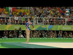 Aly Raisman's first pass on floor is absolutely insane (Download Youtube Videos Online) Tags: aly raismans first pass floor is absolutely insane