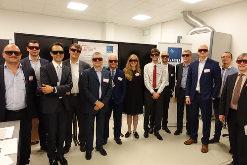 Visit Workshop of Photonics (1)