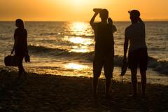 (nabestimmt) Tags: ostsee eastsea germany beach strand sunset sonnenuntergang meer ocean silhoutte beautiful nikon d7100