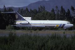 HK-1273-1-SKBO-27SEP1997 (Alpha Mike Aviation Photography) Tags: lineas aereas suramericanas las colombia boeing 727 hk1273 bogota el dorado bog skbo