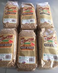 Graan (tarwe) (Levine1957) Tags: graan wheatberries brood bread
