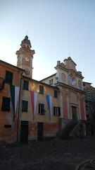 Oratorio di san Salvatore e Palazzo dei Fieschi (nociveglia) Tags: sansalvatore cogorno fieschi oratoriodisansalvatore