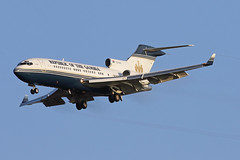 B727-1.C5-GOG-7 (Airliners) Tags: gambia republicofthegambia governmentofthegambia 727 b727 b7271 b727100 boeing boeing727 government iad c5gog 82816